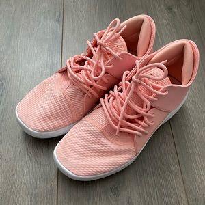 COPY - Pink Air Jordan's Youth Sz 6.5 / Women's S…
